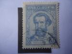 Stamps America - Argentina -  Juan Martín Miguel de Güemes (1785-1821)