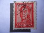 Stamps America - Argentina -  General José de San Martín (1778-1850)