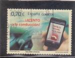 Sellos de Europa - España -  VALORES CIVICOS  (34)