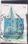 Stamps Europe - Spain -  BARCOS DE EPOCA (Giralda) (34)