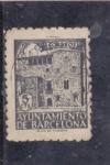 Stamps Europe - Spain -  AYUNTAMIENTO DE BARCELONA (34)
