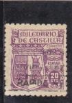 Stamps Europe - Spain -  MILENARIO DE CASTILLA (34)