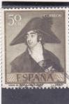 sello : Europa : España : CONDE DE FERNAN NUÑEZ(34)