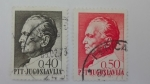 Stamps of the world : Yugoslavia :  Tito