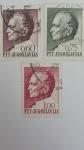 Stamps Yugoslavia -  Tito