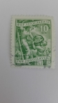 Stamps Yugoslavia -  Agricultura
