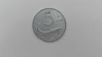 monedas de Europa - Polonia -  Rep.Italiana Delfin