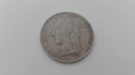 monedas de Europa - Bélgica -  Reina