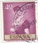 Sellos del Mundo : America : Estados_Unidos :  LA LIBRERA DE LA CALLE DE CARRETAS(Goya) (34)