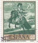 de Europa - España -  EL PRINCIPE BALTASAR CARLOS (Velazquez)(34)