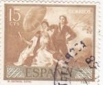 de Europa - España -  EL QUITASOL (Goya)(34)