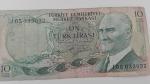 monedas de Asia - Turquía -  Atatuerk