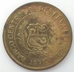 monedas del Mundo : America : Perú :  1978 - 5 Soles de oro