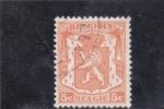 Stamps : Europe : Belgium :  LEÓN RAMPANTE