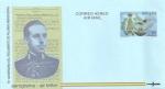 Stamps : Europe : Spain :  Edifil Aerograma 223 Reglamento de palomas mensajeras 85 NUEVO