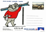 Sellos del Mundo : Europa : España : Tarjeta Entero Postal Edifil T158 Sierra Nevada 1995 55 NUEVO