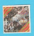 Stamps Equatorial Guinea -  CARNABAL DE RIO