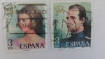 Sellos de Europa - España -  Reyes de España