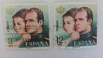Stamps Spain -  Reyes de España
