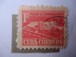 Stamps Cuba -  Palacio de Comunicaciones -Impuesto para la Construcción del Ministerio Postal y del Ministerio Post