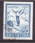 Sellos de America - Argentina -  Deportes de invierno
