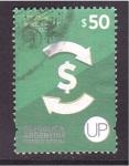 Sellos del Mundo : America : Argentina :  renegociación de deuda