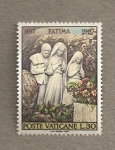Stamps Vatican City -  Santuario de Fatima