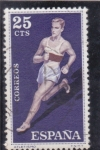 Stamps : Europe : Spain :  ATLETISMO(35)