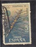 Sellos de Europa - España -  OLIMPIADA MUNICH-72(35)