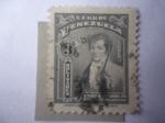 Stamps : America : Venezuela :  Diego Bautista Urbaneja (1782-1856) Abogado y Político.