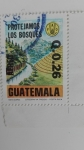 Stamps Guatemala -  Bosques