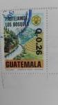 Sellos de America - Guatemala -  Bosques