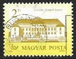 Sellos de Europa - Hungría -  Castillos - Forgách ,Szécsény