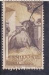 Sellos de Europa - España -  SALIDA DEL TORIL(35)
