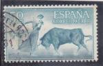 Sellos del Mundo : Europa : España : CORRIDA DE TOROS (35)