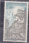Stamps : Europe : Spain :  AÑO SANTO COMPOSTELANO- RUTAS JACOBEAS(35)