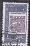 Stamps : Europe : Spain :  V CENTENARIO DE LA IMPRENTA(35)