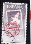Sellos de Europa - España -  DIA MUNDIAL DEL SELLO (35)