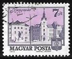 Sellos de Europa - Hungría -  Kaposvár