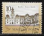 Sellos de Europa - Hungría -  Festetics