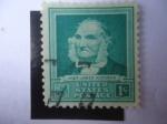 Stamps : America : United_States :  John James Audubon (1785-1852) Ornitólogo