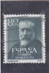 Sellos de Europa - España -  MENEDEZ PELAYO(35)