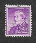 Sellos de America - Estados Unidos -  1051 - Susan Brownell Anthony
