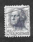 Sellos de America - Estados Unidos -  1213 - George Washington