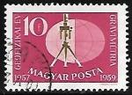 Stamps : Europe : Hungary :  Instrumentos de Medición