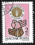 Sellos del Mundo : Europa : Hungría : World Food Day