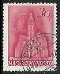 Sellos del Mundo : Europa : Hungría : Cathedral of Kassa