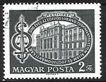 Sellos de Europa - Hungría -  300th anniv. of Loránd Eötvös University
