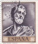 Sellos del Mundo : Europa : España :  SAN PEDRO (Greco) (35)