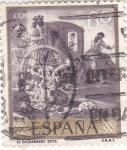 Sellos del Mundo : Europa : España :  EL CACHARRERO (Goya)  (35)